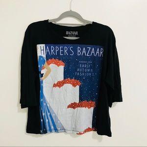 Harpers Bazaar Graphic Tee